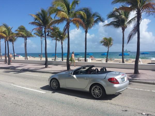 Miami e Orlando em Classe Executiva