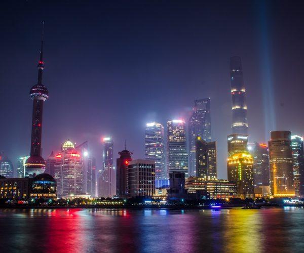 Pequim e Xangai